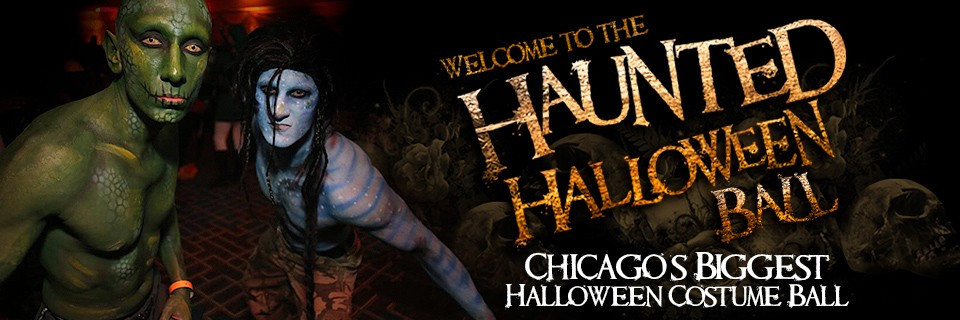 halloween chicago