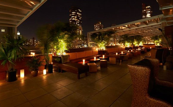 Empire Hotel Rooftop Bar New York City Nyc Vip