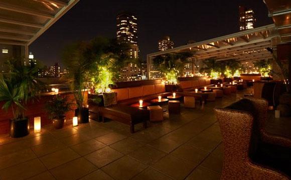 Empire Hotel Rooftop Bar New York City