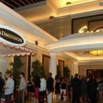 Las Vegas club lines
