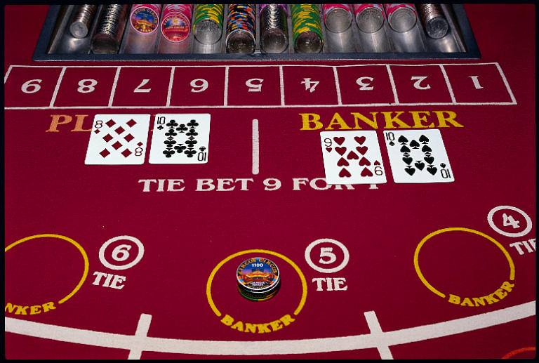How do you play baccarat in vegas bankroll poker tournoi