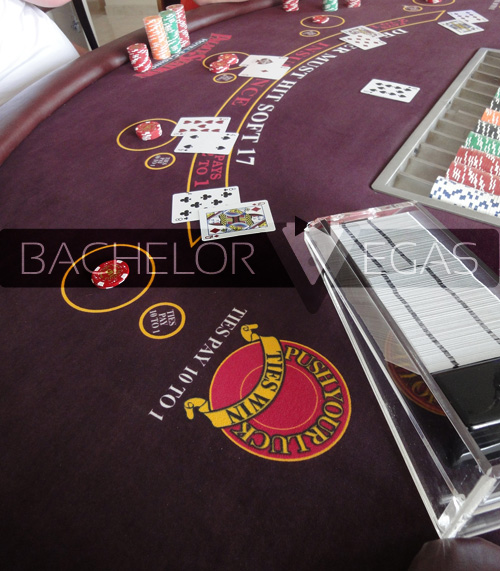 blackjack surrender las vegas casinos