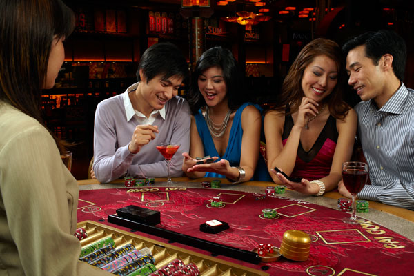 where can i play pai gow poker in las vegas