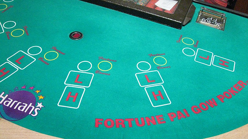 how to play pai gow poker in las vegas