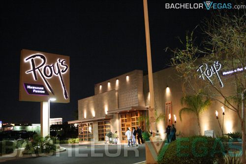Roy S Restaurant Hawaiian Fusion Cuisine Las Vegas