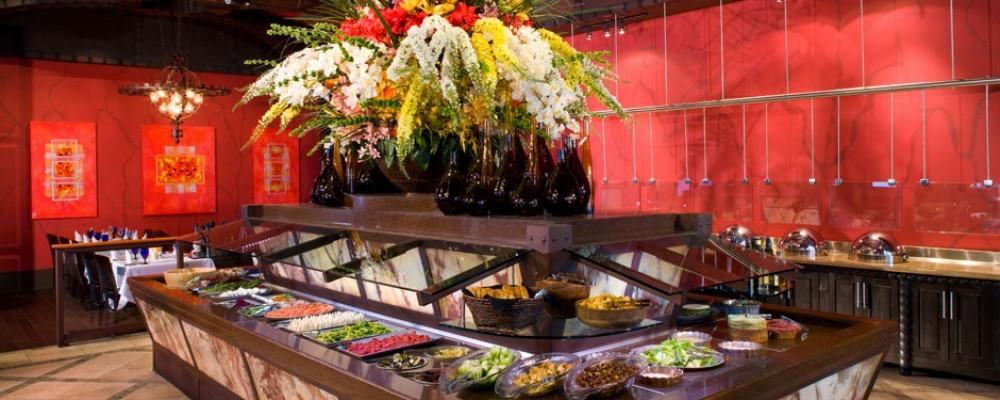 Texas De Brazil Brazilian Steakhouse Bachelor Vegas