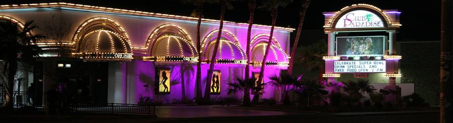 Vegas strip club near hard rock