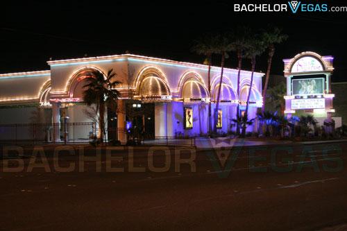 ca club paradise strip