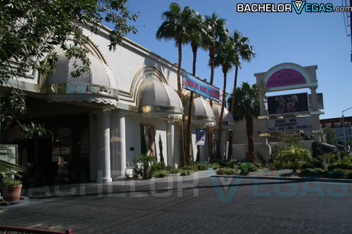 Paradise strip club Las Vegas
