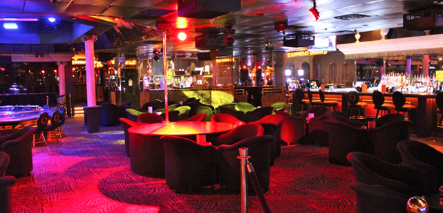 Hustler club de striptease de Las Vegas Bachelor Vegas