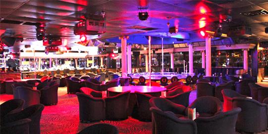 Crazy Horse Too Strip Club Bachelor Vegas