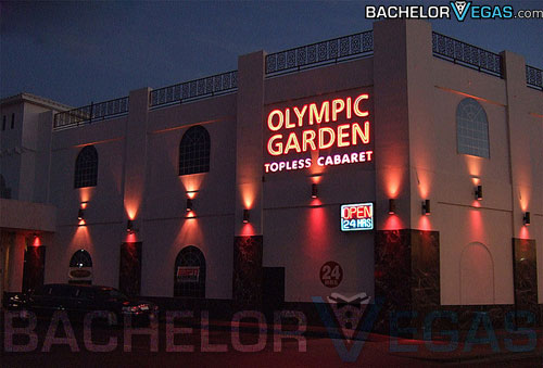 Olympic Garden Strip Club Las Vegas