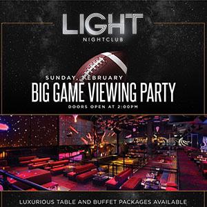 Las Vegas Super Bowl Liv 2020 Weekend Parties Bachelor Vegas