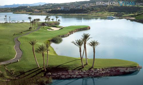 Reflection Bay Golf Course Las Vegas Bachelor Vegas