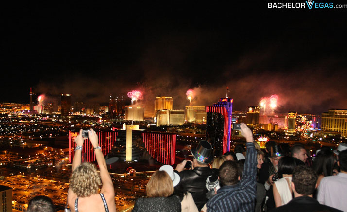 Las Vegas New Years Eve 2014 Parties & Events | Bachelor Vegas