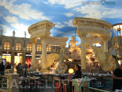 Caesars Palace Hotel Las Vegas Bachelor Vegas