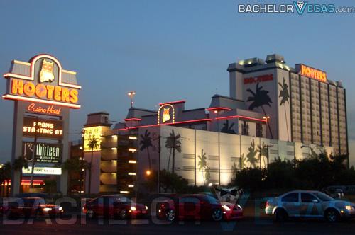 Hooters Hotel Las Vegas | Bachelor Vegas