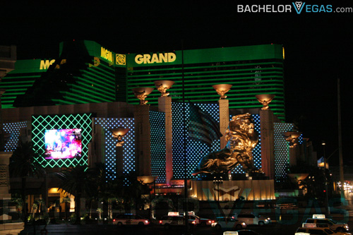 mgm grand hotel las vegas reviews