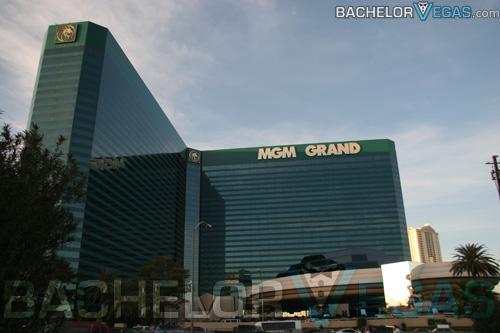 Mgm Grand Hotel Las Vegas Bachelor Vegas