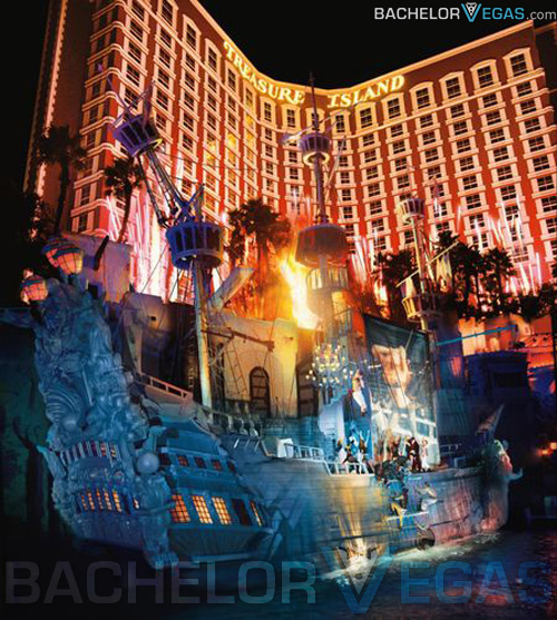 Las Vegas Shows Treasure Island Hotel