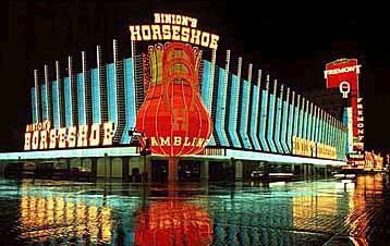 the horseshoe casino las vegas