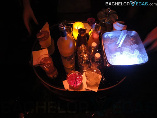 Bottle Service Vegas