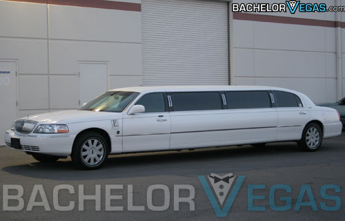 cheap Vegas limo