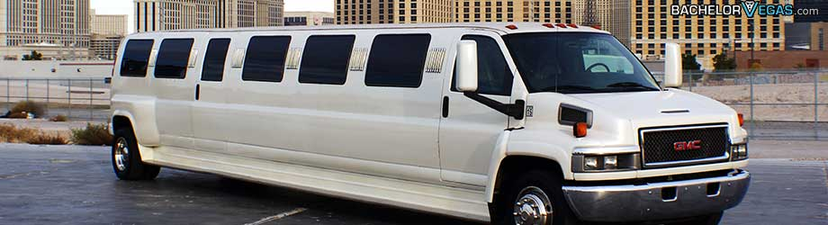 Vegas monster limo