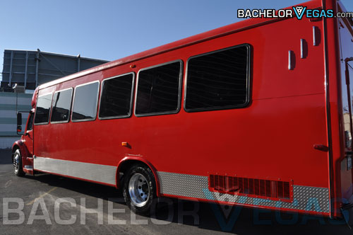 party bus in Las Vegas