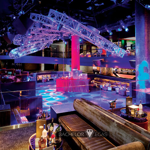 las vegas Nightclubs Bottle Service