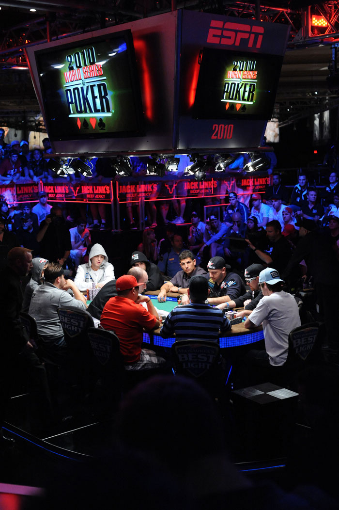 wsop poker tournament espn