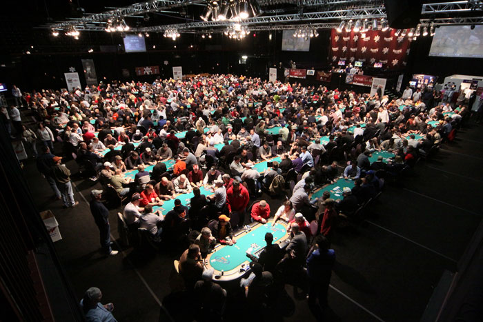 Poker Tournaments Vegas