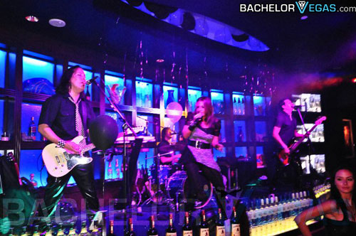 Blue Martini live band