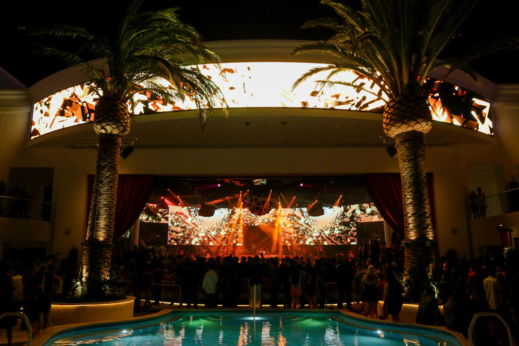 drais party outdoors