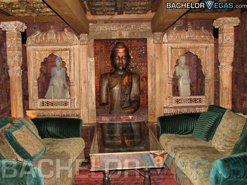 Foundation Buddha Room