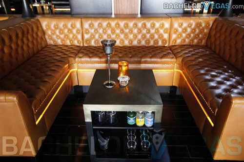 Hyde Lounge bottle service