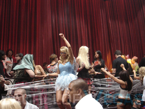 LAX Nightclub Paris Hilton