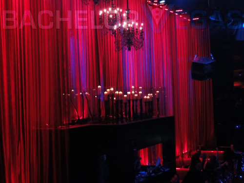LAX nightclub chandeliers