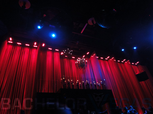 LAX nightclub interior design