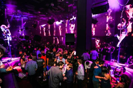 Light Nightclub Las Vegas