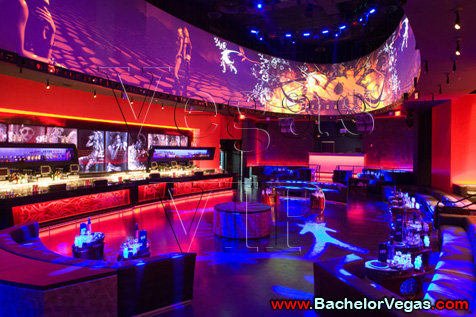 Rok nightclub club Rok vegas