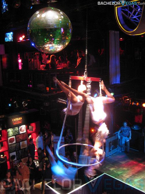 Studio 54 Nightclub Las Vegas Bachelor Vegas