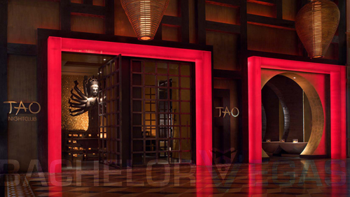 TAO nightclub Entrance