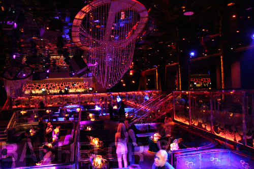 The Bank Nightclub Vip Tables