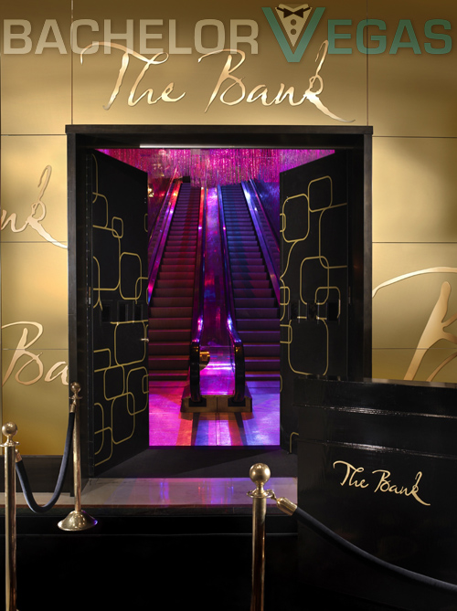 the bank nightclub entrance