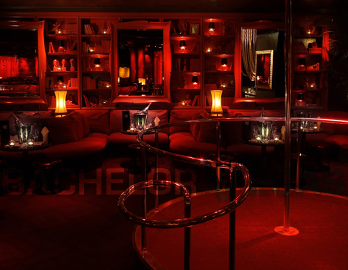 Tryst Night Club library