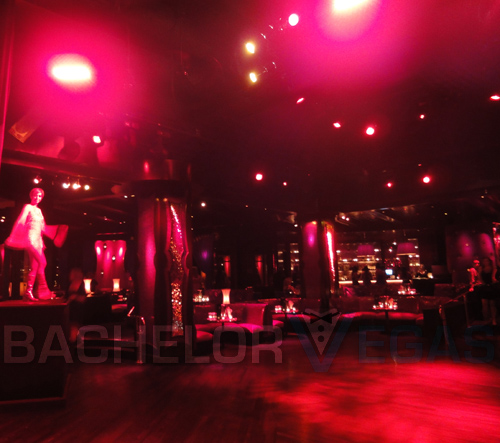 Tryst Nightclub dance floor