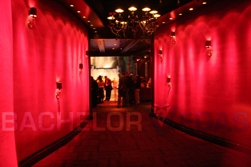 Tryst Nightclub entrance