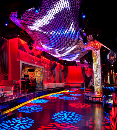 Vanity Nightclub Dance Floor