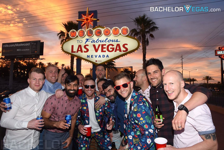 Las Vegas Bachelor Party Ideas | Bachelor Vegas